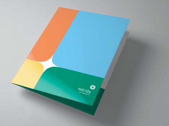 Merida folder